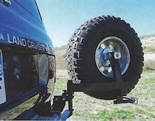 Porte roue