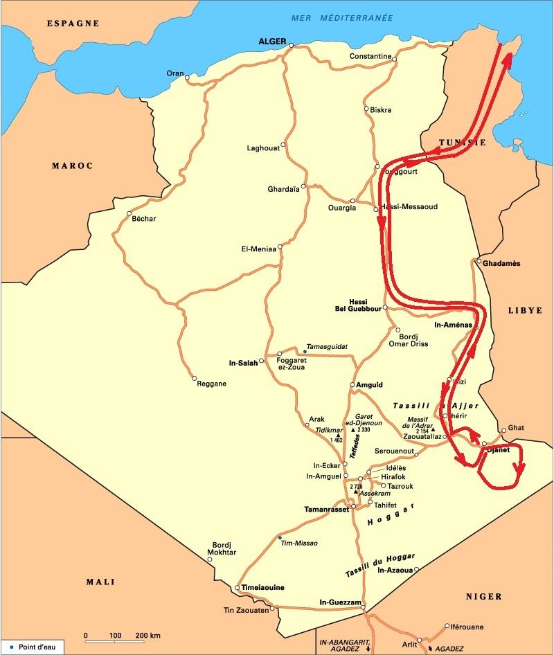 Carte algerie19